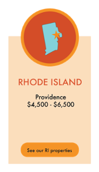 RHODE ISLAND Compass Apartment Pricing