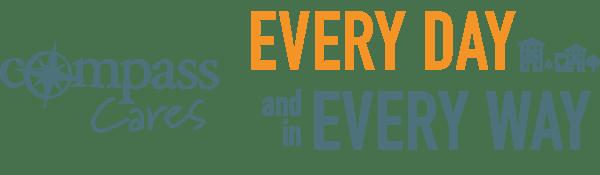 Compass Cares Logo