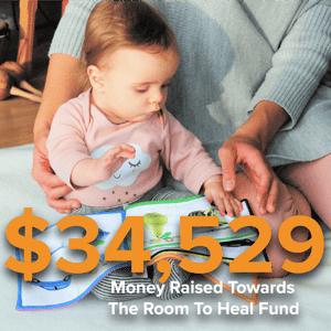 Room to Heal fund - Raised $