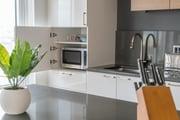 HARLO 1105-Kitchen Microwave